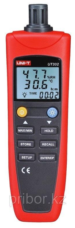 UT332 Цифровой термометр и гигрометр. Внесён в реестр СИ Казахстана.