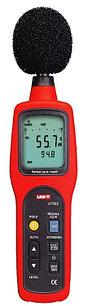 UT352 Измеритель уровня шума (шумомер) UNI-T. Внесён в реестр СИ Казахстана.