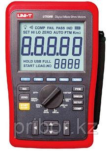 Микроомметр постоянного тока цифровой  UT620B. Внесён в реестр СИ РК.