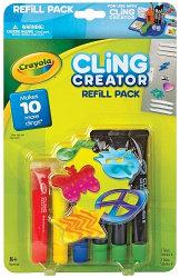 Crayola Дополнительный набор для создания липучек