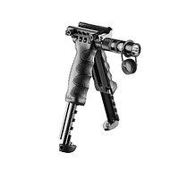 Fab defense Тактическая рукоять-сошка FAB Defense T-POD G2 SL (со встроенным фонарем)