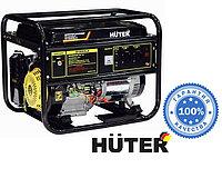 Электрогенератор бензиновый HUTER DY8000LX  ( с электростартером) 6,5 кВт
