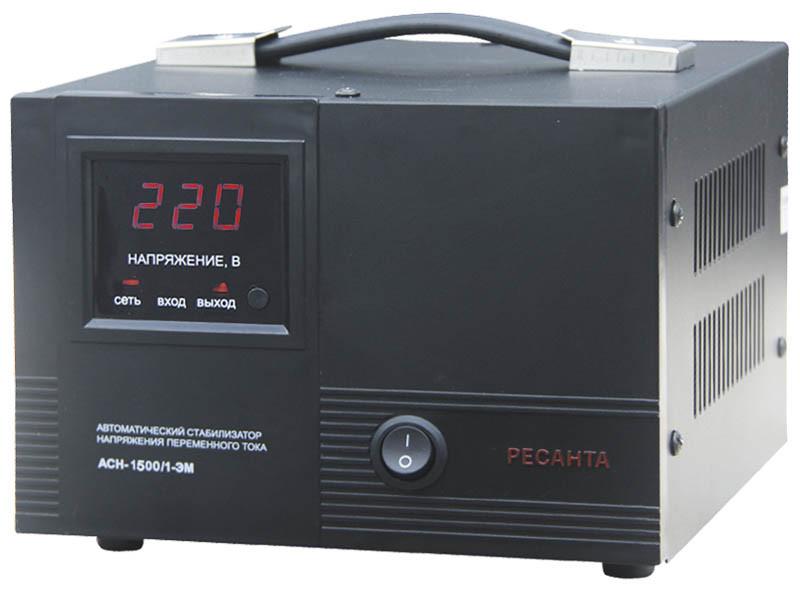 Стабилизатор напряжения ACH-1500/1-ЭМ