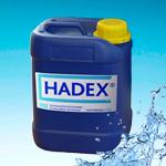 Hadex обеззараживающее средство для воды