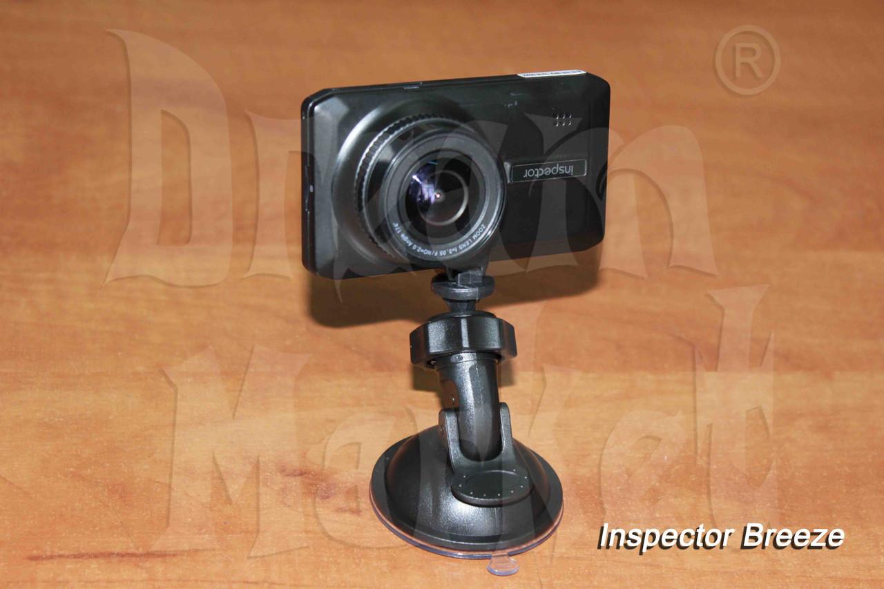 Автомобильный видеорегистратор Inspector Breeze