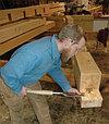 Стамески Robert Sorby Timber Framing Slick, фото 3