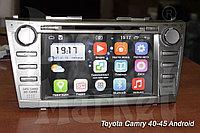 Автомагнитола Toyota Camry 40-45 Android, фото 1