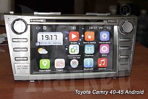 Автомагнитола Toyota Camry 40-45 Android