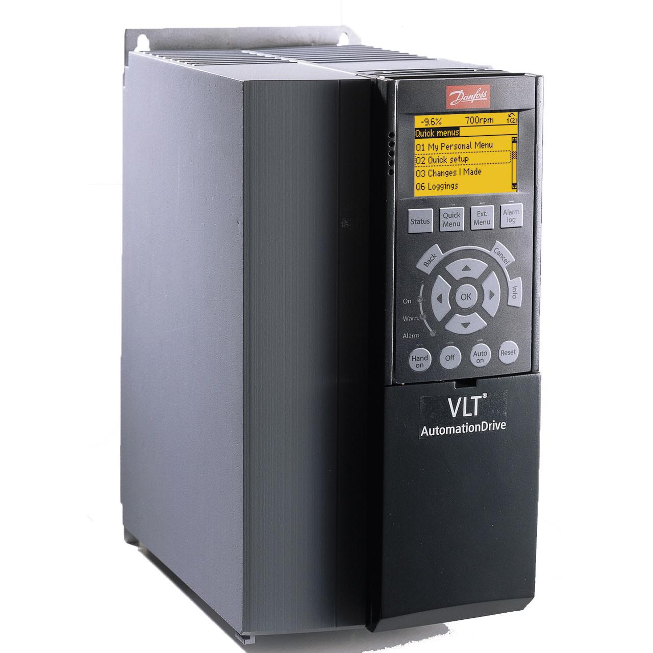 Частотный преобразователь VLT® Automation Drive FC301/302