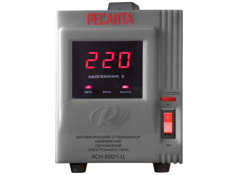 Стабилизатор 500/1 АСН Ц