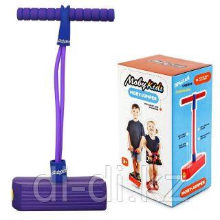 Moby-Jumper. Тренажер для прыжков со звуком, фиолет.