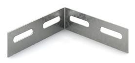 Соединитель универсальный для лотка 90 град. h 50 1,2 мм (горячий цинк)
