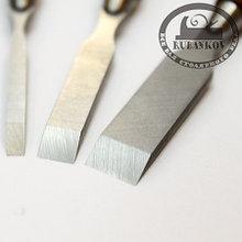Стамески Veritas Miniature Chisels, PM-V11, 3 штуки