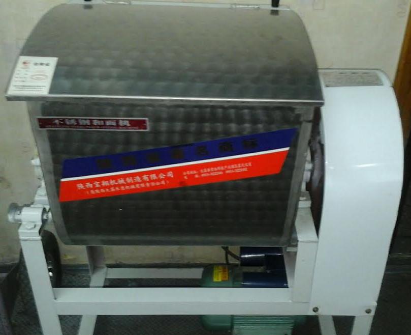 Тестомес шнековый h50/100л