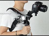 Плечевой штатив для видеокамер