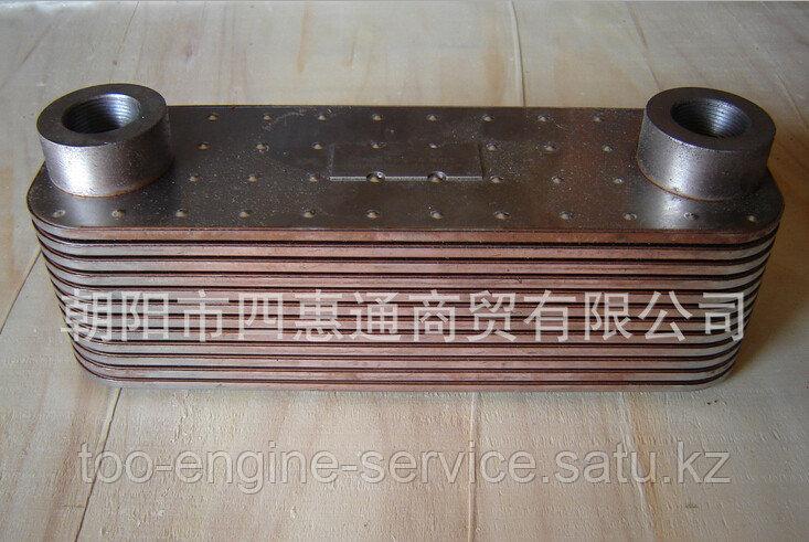 Масляный радиатор на DEUTZ BF4M1013