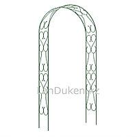 Разборная садовая арка с узорами  2,5х0,38х1,2 м 69125 (002)