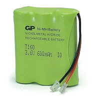 Аккумулятор GP T160 3,6V 600mAh