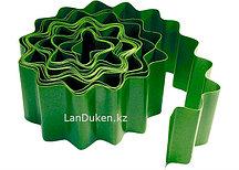 """Садовый бордюр """"Гафре"""" 10х900 см, зеленый PALISAD 64480 (002)"""