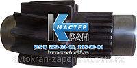 Вал-шестерня бортового редуктора МКГ (26шлиц.)