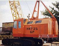 Устройство поворота к гусеничным кранам МКГ-25 БР