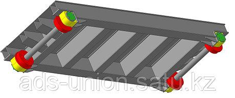 Тележка для биг-бегов 5 тонн (изготовление), фото 2