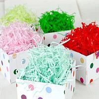 Бумажные наполнители для подарков