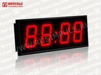 Часы для систем часофикации Импульс-410-EURO-ETN-NTP