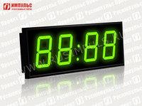 Часы для систем часофикации Импульс-410-EURO-SS
