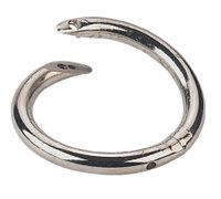 Кольцо носовое для быков S-образное 57мм