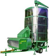 Сушилка зерна передвижная СЗП-32