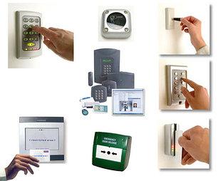 Средства и системы контроля и управления доступом