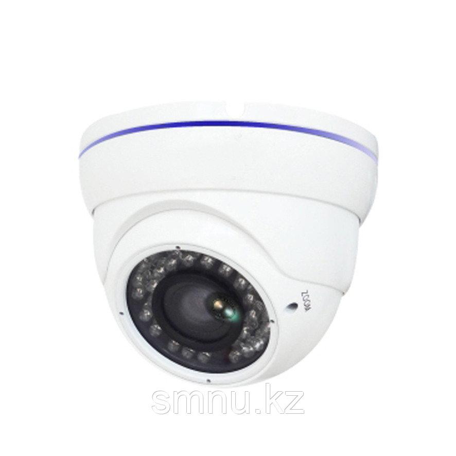 Видеокамера высокого разрешения, купольная 2 MP