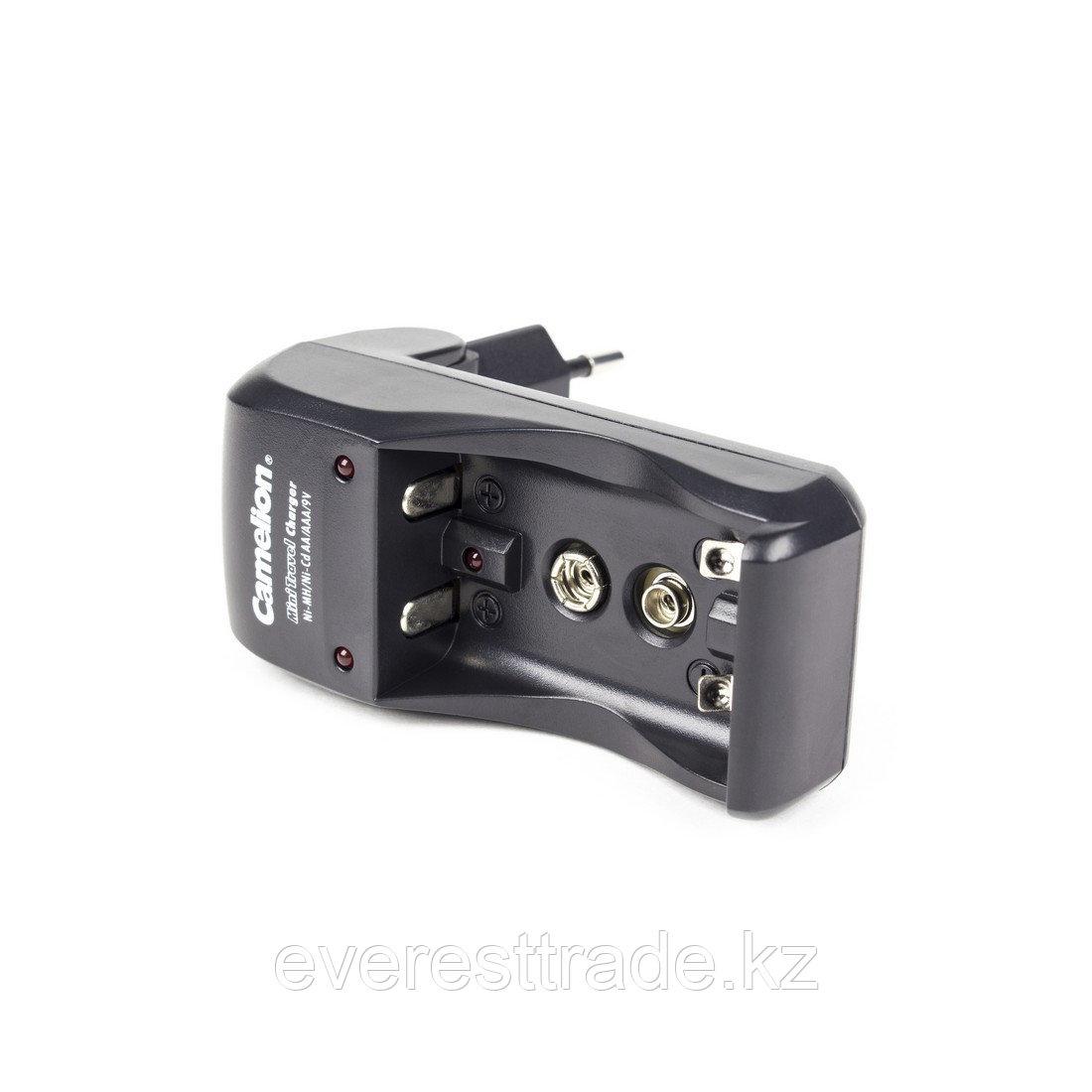 Зарядное устройство, CAMELION, BC-1001A, 2*AAA/2*AA/1*9V(крона)