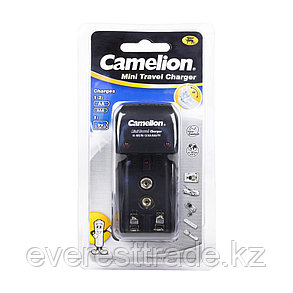 Зарядное устройство, CAMELION, BC-1001A, 2*AAA/2*AA/1*9V(крона), фото 2