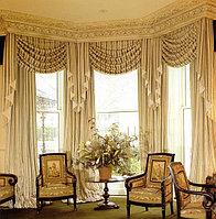 Классические шторы: популярность сквозь века