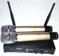 Радио микрофон Smart MX-2 (2 микрофона), фото 1