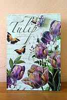 """Подарочный пакет """"Весенние тюльпаны"""", фото 1"""