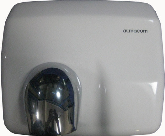 Сушилка для рук Almacom HD-798-W (металл, белая)