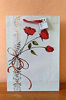 """Подарочный пакет """"Букет роз"""""""