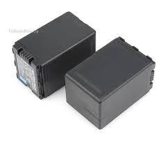 Батарея panasonic VW-VBN390