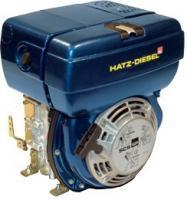 Дизельный двигатель Hatz 1B40