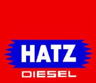 Дизельный двигатель Hatz 1D40