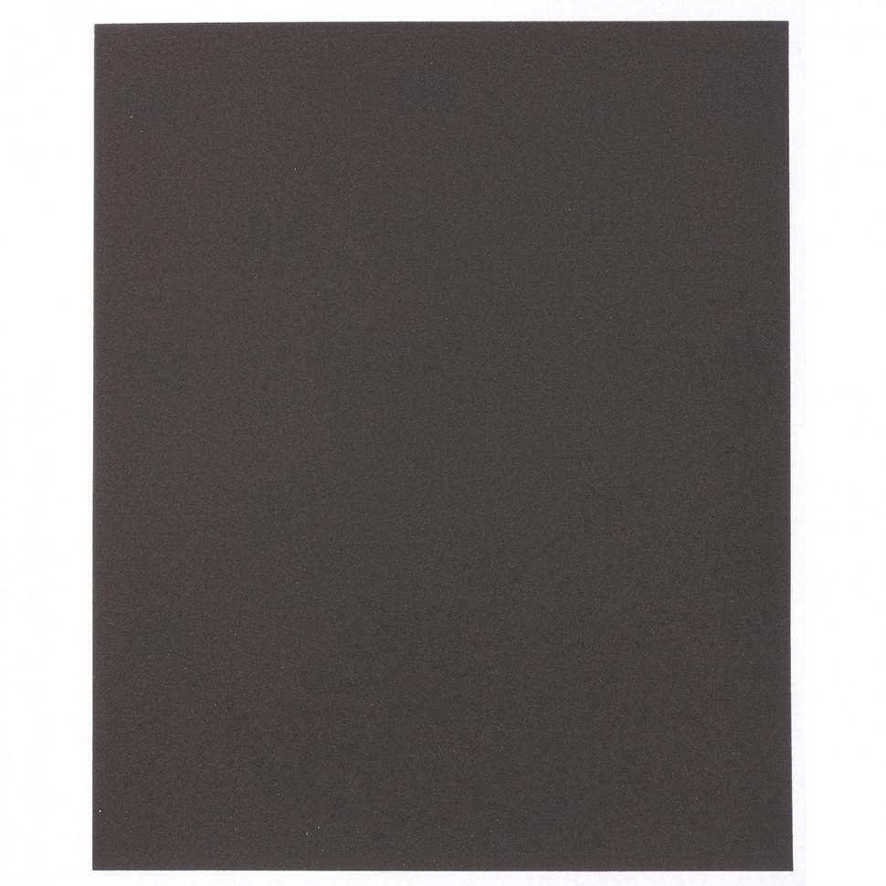 (75641) Шлифлист на тканевой основе, P 80, 230 х 280 мм, 10 шт., водостойкий// MATRIX