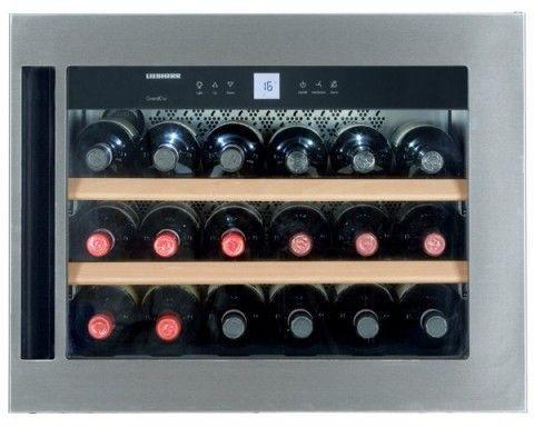 Встраиваемый винный шкаф Liebherr WKEes 553 Grand Cru