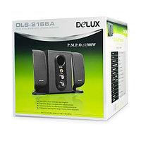 Колонки Delux DLS-2166JB