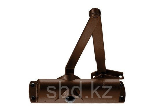 Доводчик двери до 90 кг TS-1000C (коричневый)