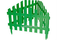 """Декоративный забор """"Марокко"""" зеленый 28х300 см Palisad 65030 (002)"""