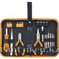 Набор инструментов 25 предметов слесарно-монтажный 13534 (002)