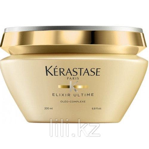 Питательная маска для всех типов волос Elixir Ultime 200 мл.